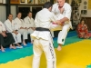 Richard Salesse Sensei, thrown by Kyoshi Ellis using a double sutemi